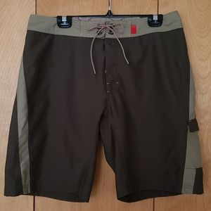 The north face men's shorts